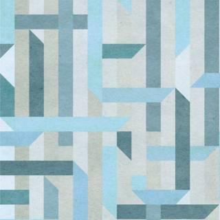 Papel de Parede Azul |Adesivo Vinilico
