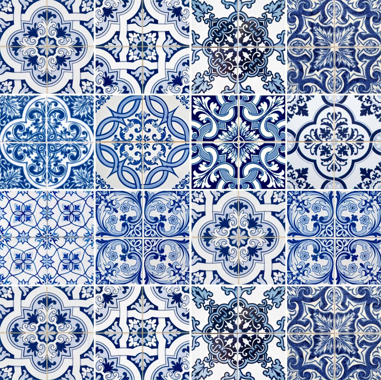 Adesivo para Azulejo Português 1 Redecorei #0A1143 1600x1598 Banheiro Azulejo Portugues