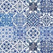 imagem do Adesivo para Azulejo - Português 1