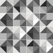 imagem do Adesivo para Azulejo - Cinza