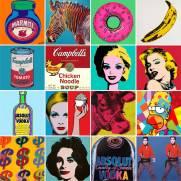 imagem do Adesivo para Azulejo - Pop Art