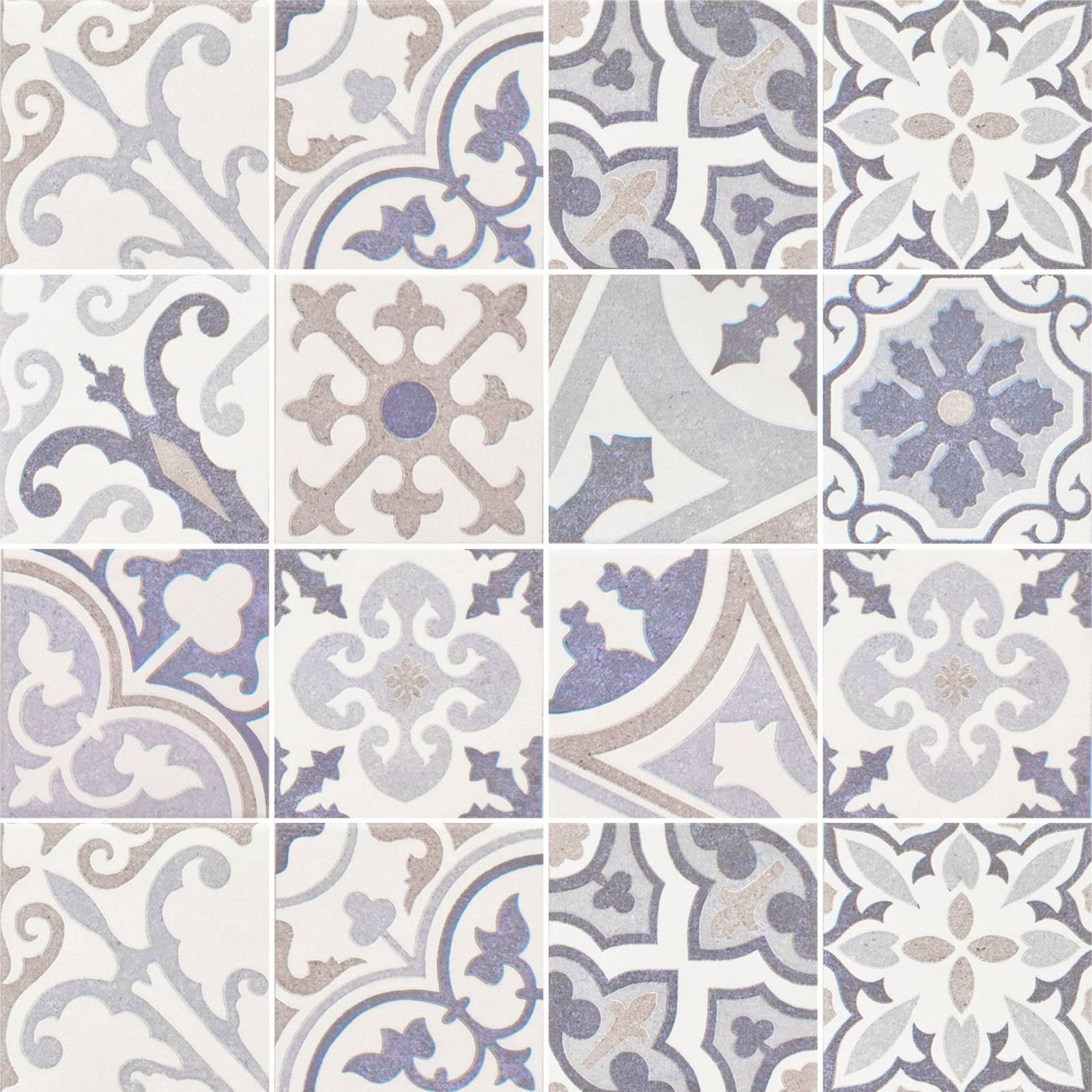 Adesivo para Azulejo - Azul Pastel