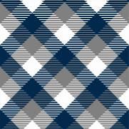 imagem do Papel de Parede Xadrez Azul | Adesivo Vinilico