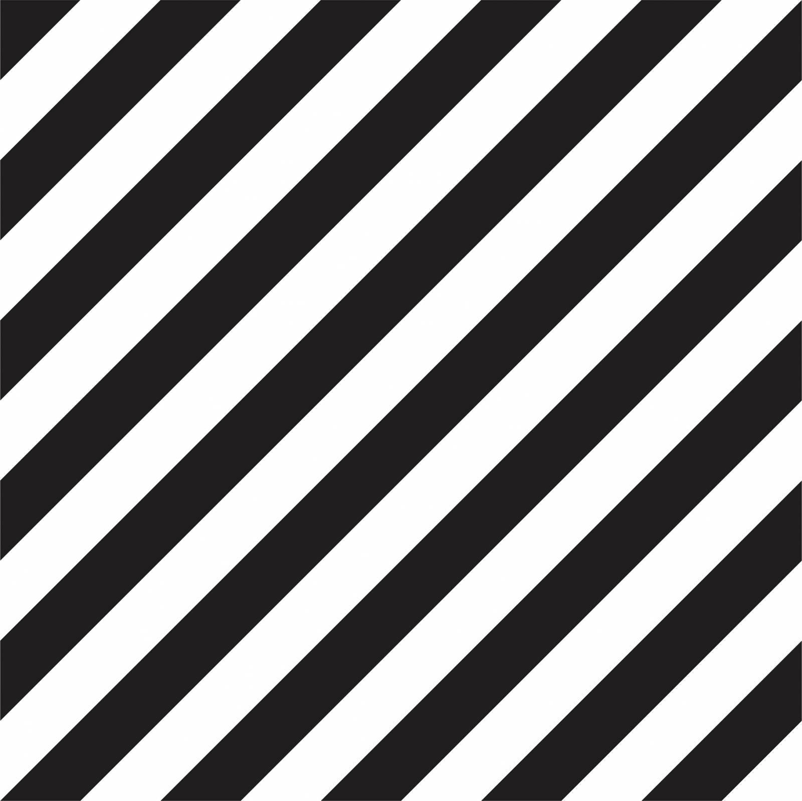 Papel de Parede Listrado Preto e Branco imagem 1