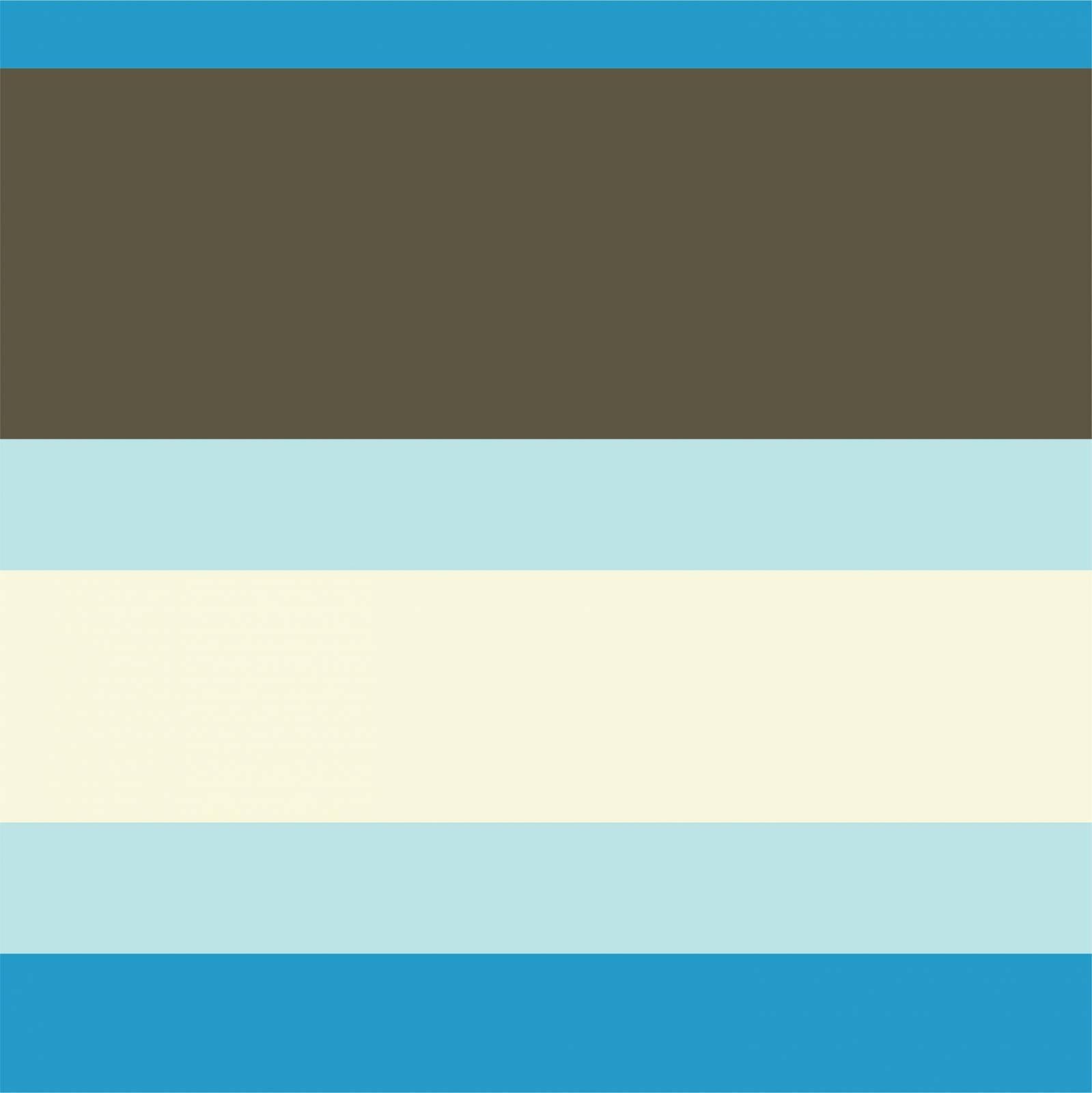 Papel de Parede Listrado Azul e Branco imagem 1