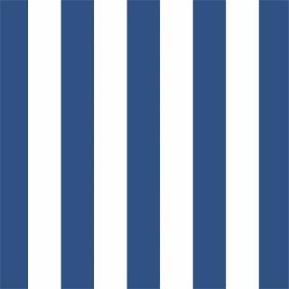 Papel de Parede Listrado Azul | Adesivo Vinilico