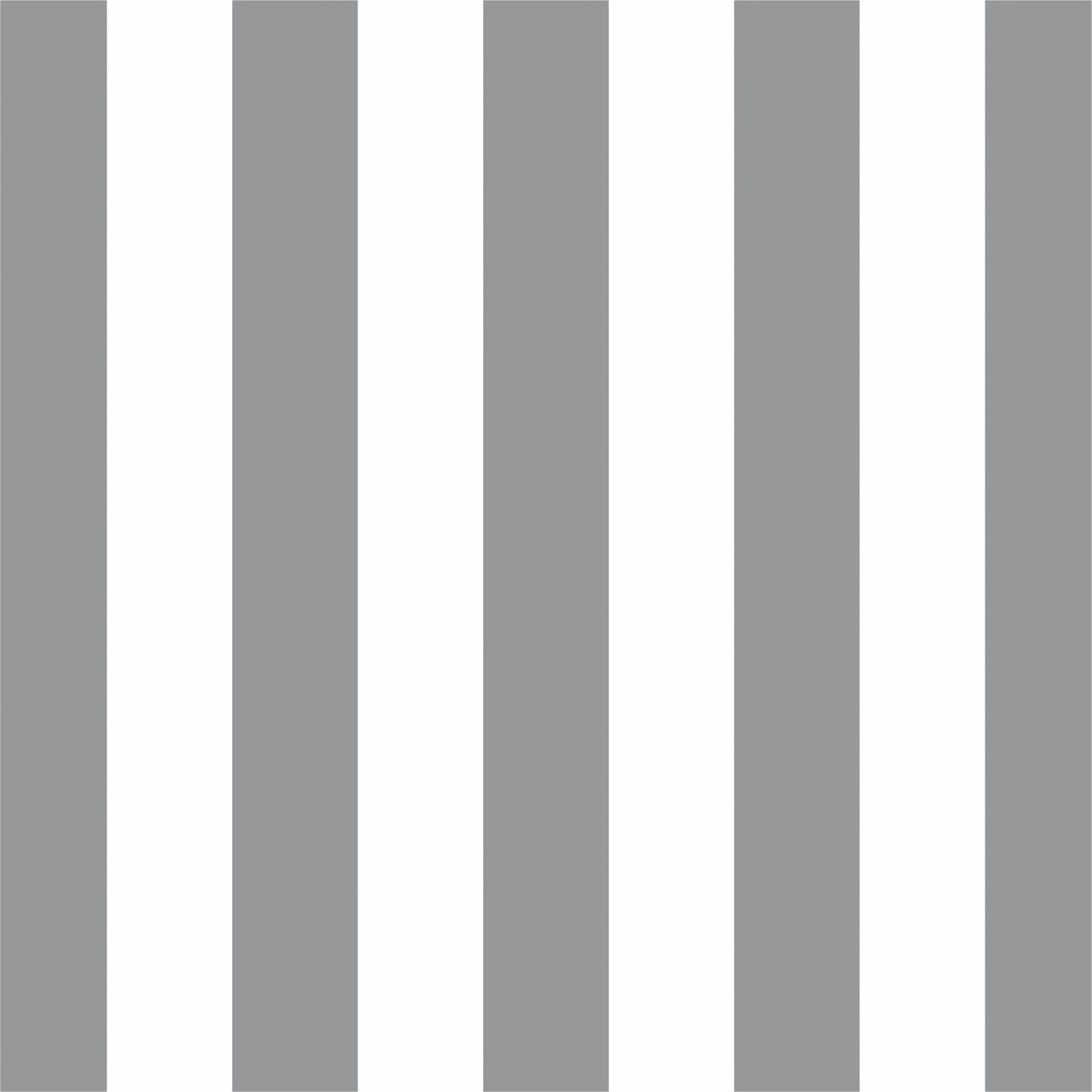 Papel de Parede Listrado Cinza | Adesivo Vinilico imagem 1
