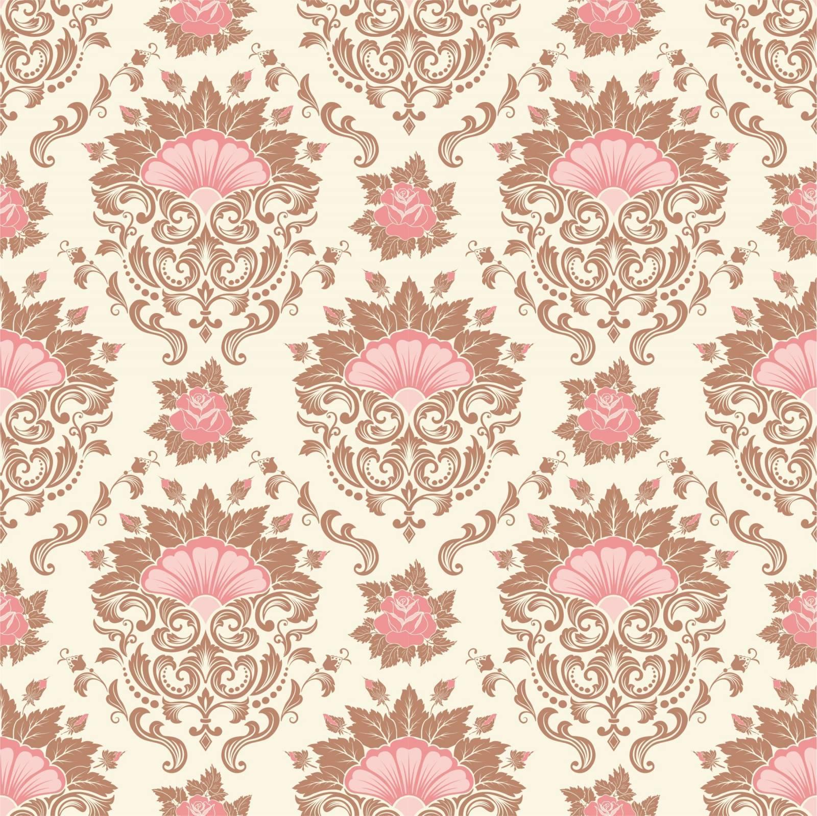 Papel de Parede Rosa Flor| Rolo Adesivo imagem 2