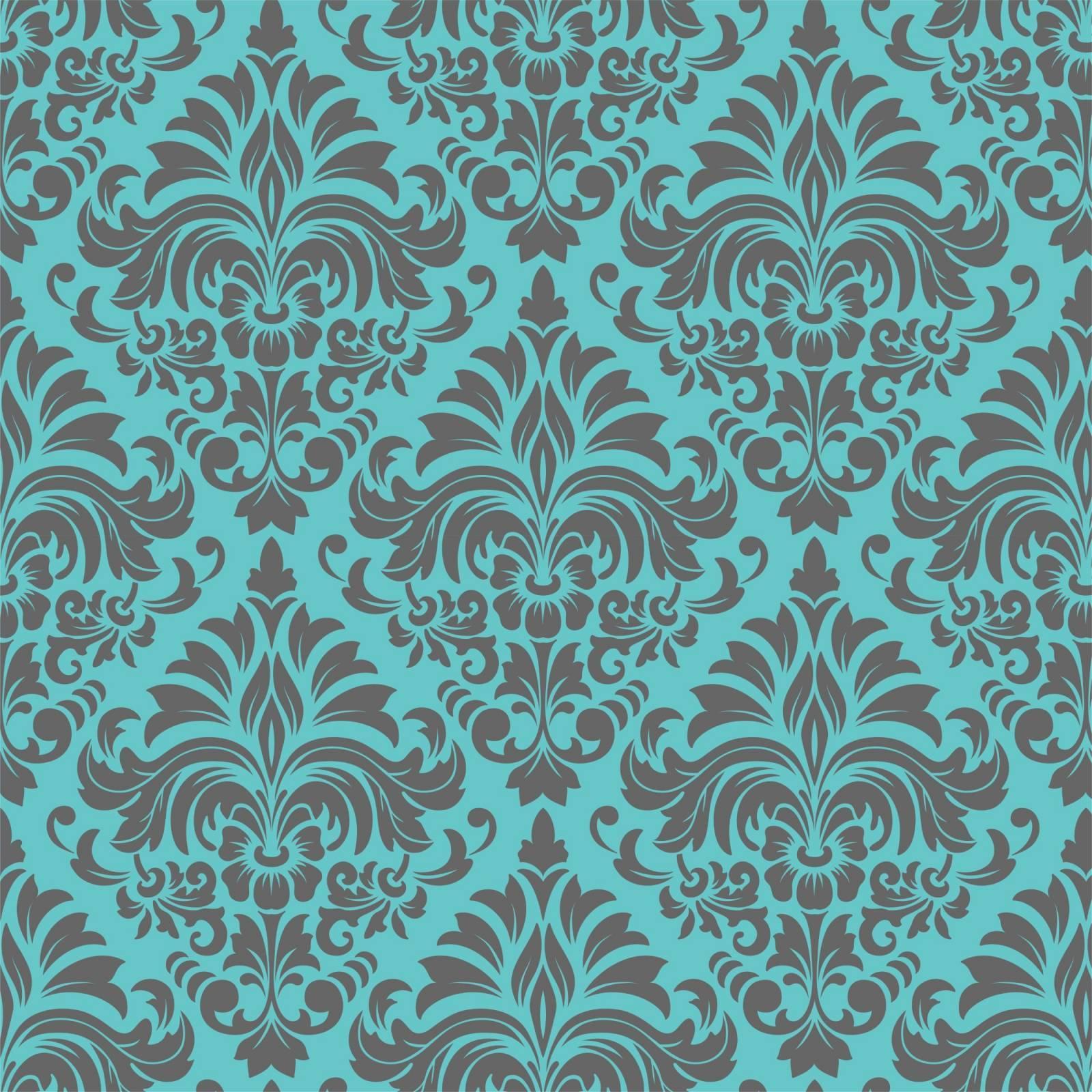 Papel de Parede Azul Tiffany | Rolo Adesivo imagem 3