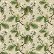 imagem do Papel de Parede Adesivo Floral Folhas /Rolo