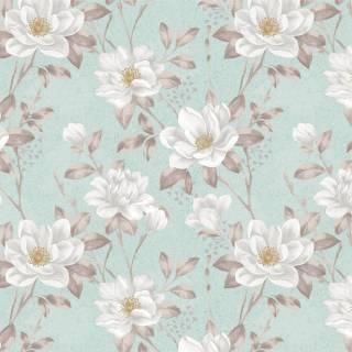 Papel de Parede Floral Flores Brancas | Adesivo Vinilico