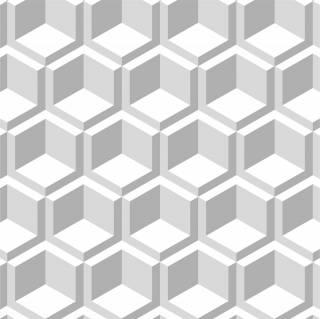Papel de Parede Cubo 3d | Adesivo Vinilico