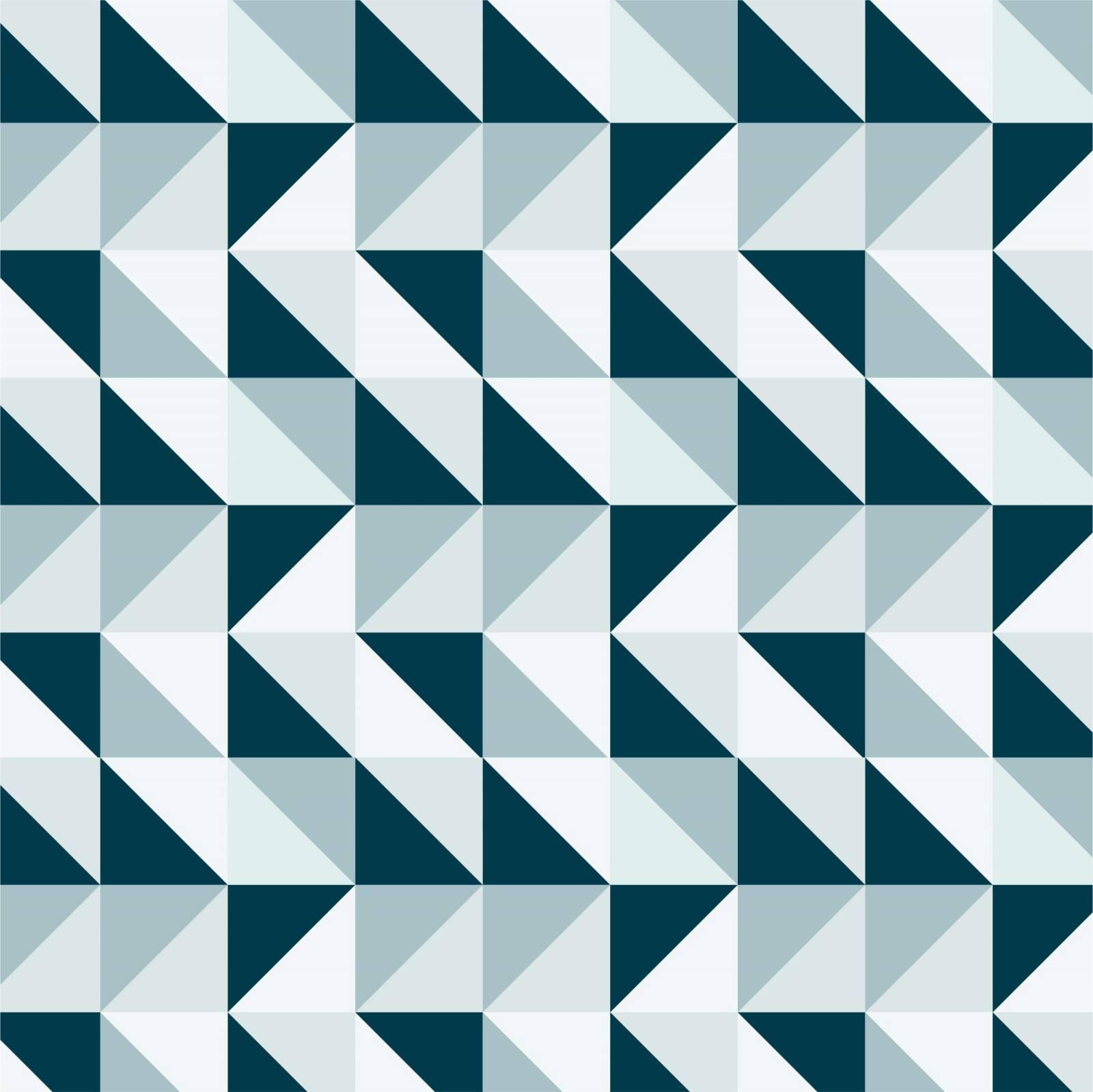 Papel de Parede Triangulo Azul | Adesivo Vinilico imagem 1