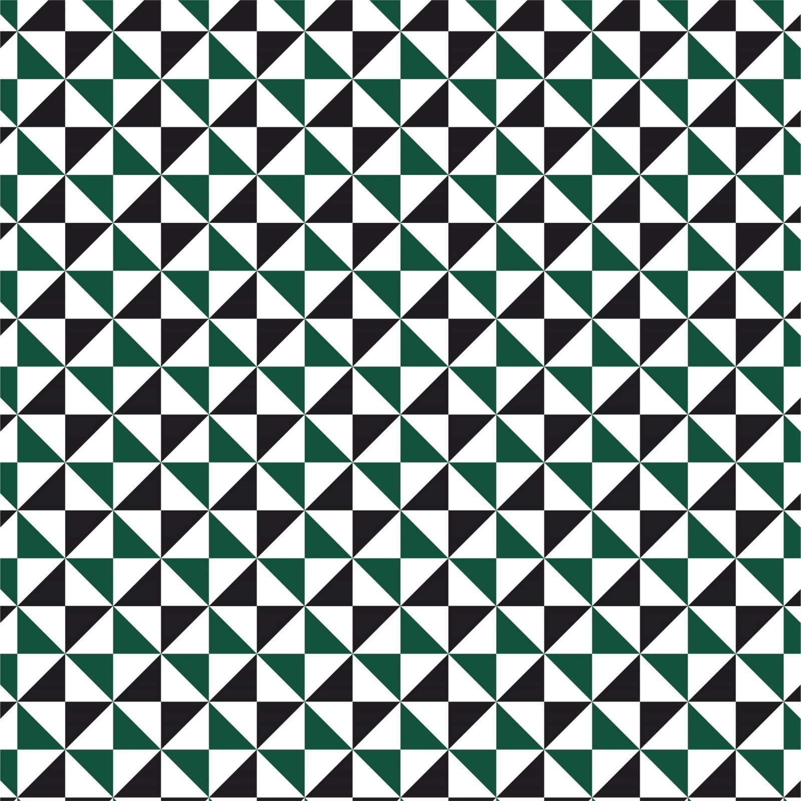 Papel de Parede Triangulo Verde | Adesivo Vinilico imagem 1