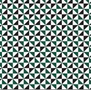 imagem do Papel de Parede Triangulo Verde | Adesivo Vinilico