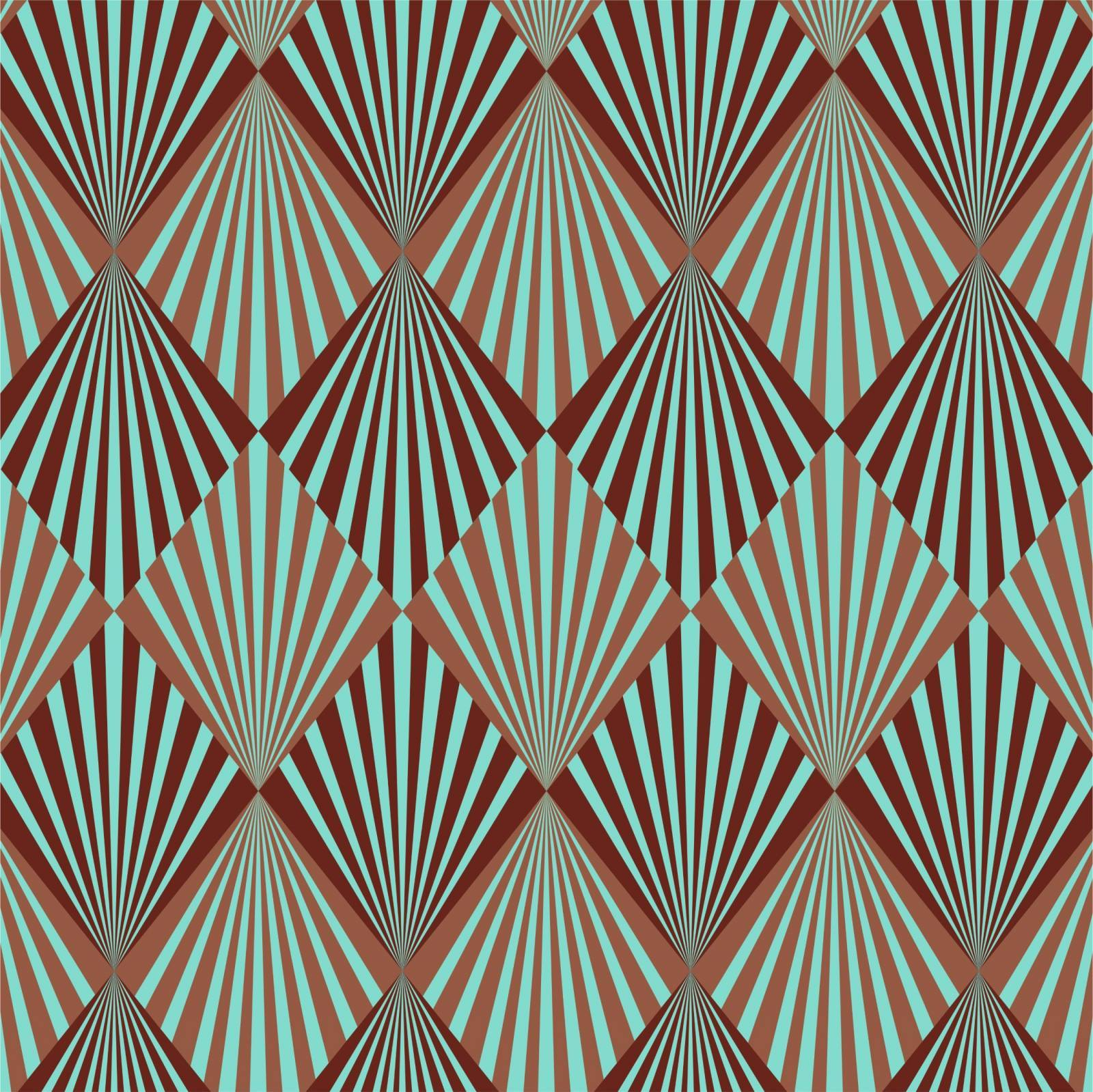 Como Funciona O Adesivo De Credito Santander ~ Papel de Parede Adesivo Geometrico Retro Redecorei