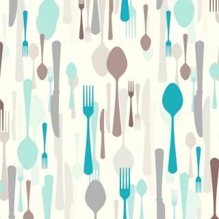 Papel de Parede Adesivo Gourmet Cozinha /Rolo