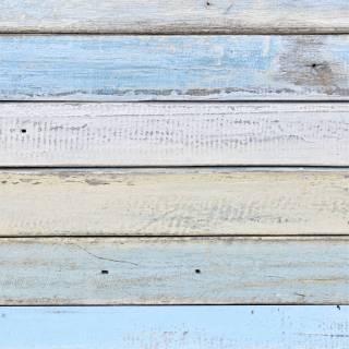 Papel de Parede Adesivo Madeira Azul | Adesivo Vinilico