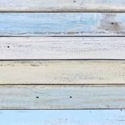 imagem do Papel de Parede Adesivo Madeira Azul | Adesivo Vinilico