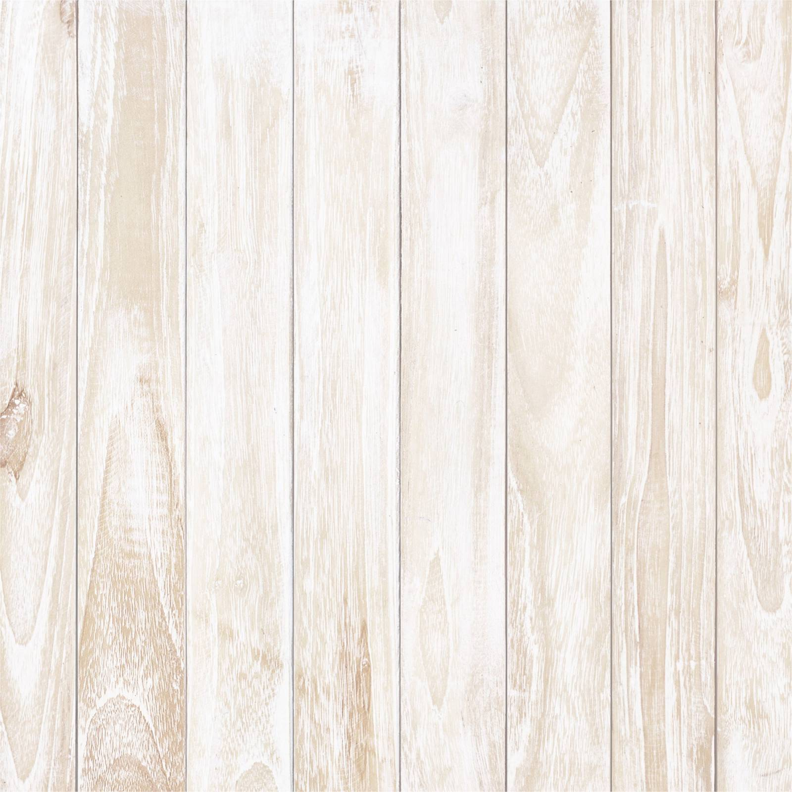 Papel de parede adesivo madeira clara redecorei for Papel de pared madera