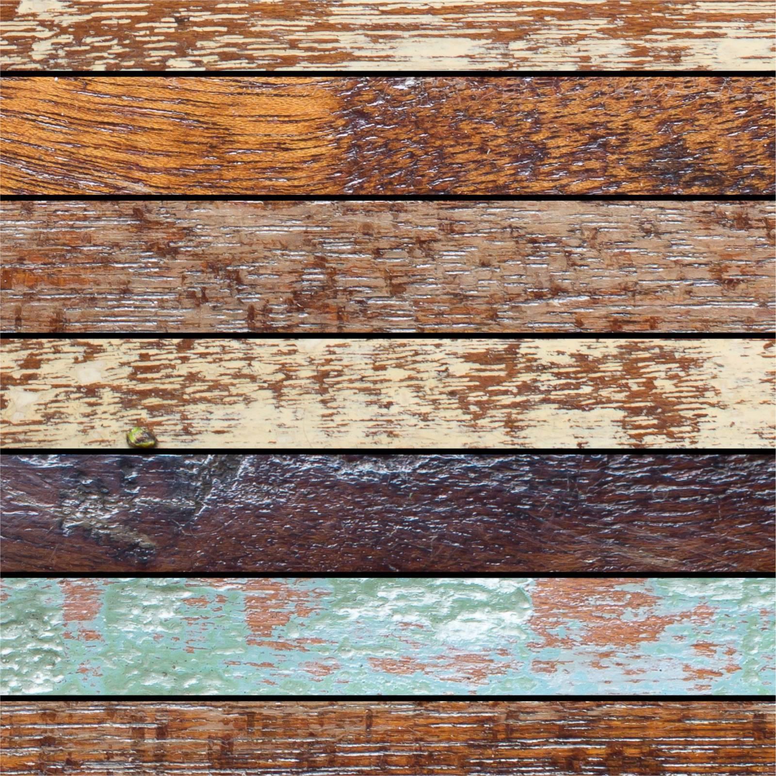 Papel de Parede Madeira de Demolição | Adesivo Vinilico imagem 1