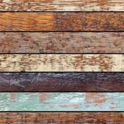 imagem do Papel de Parede Madeira de Demolição | Adesivo Vinilico