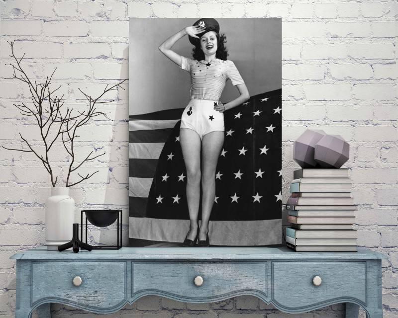 Quadro Americana imagem 2