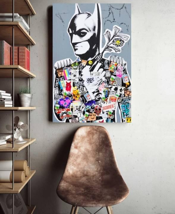 Quadro Decorativo Batman imagem 2