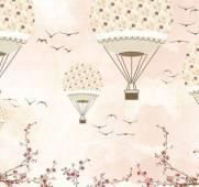 imagem do Painel Fotográfico Balões / m²