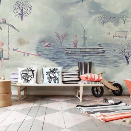 Painel Fotográfico Dream / m² - Redecorei