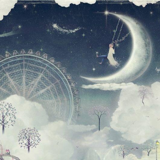 Painel Fotográfico Dream Sky / m² imagem 1