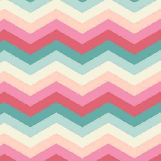 Papel de Parede Chevron Colors/Rolo  imagem 1