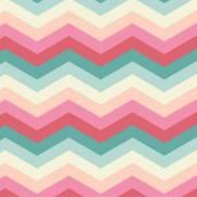 imagem do Papel de Parede Chevron Colors/Rolo