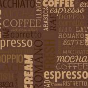 imagem do Papel de Parede Adesivo Café / Rolo