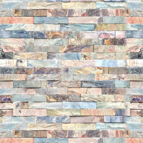 Papel de Parede Canjiquinha Colorida | Adesivo Vinilico imagem 2