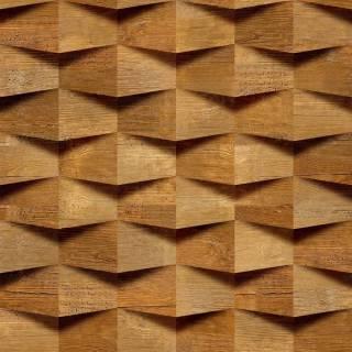 Papel de Parede Madeira 3D | Adesivo Vinilico