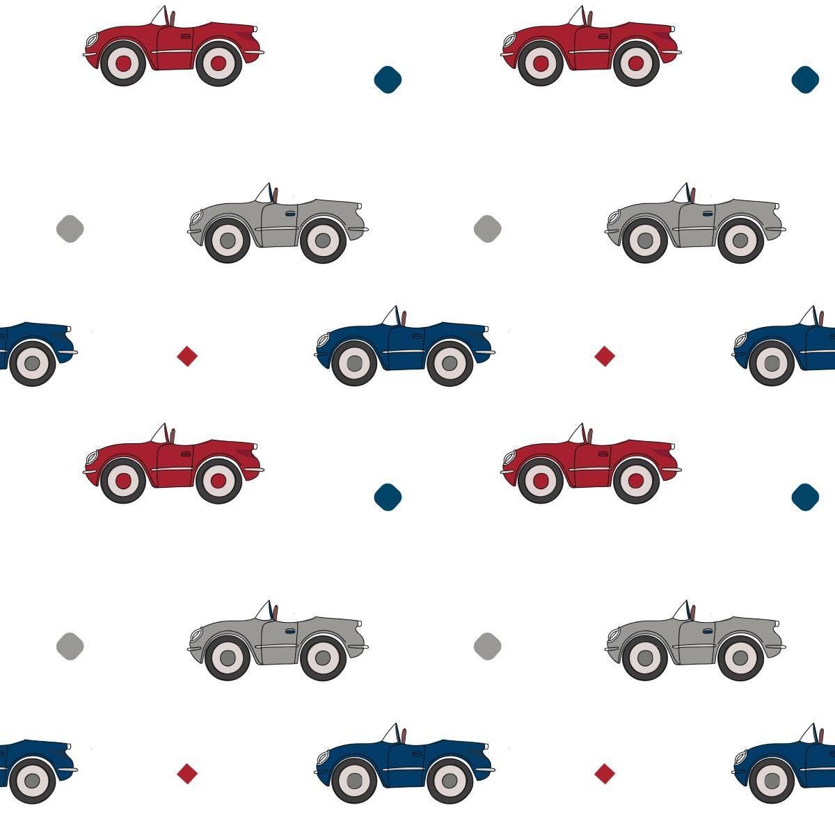 Papel de Parede Adesivo Automóveis /Rolo imagem 1