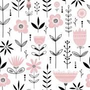 imagem do Papel de Parede Flor | Adesivo Vinílico