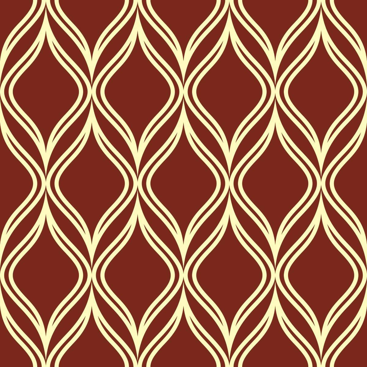 Papel de Parede Bordô | Adesivo Vinilico imagem 2