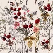 imagem do Papel de Parede Jardim de Inverno | Adesivo Vinílico