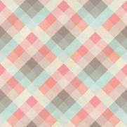 imagem do Papel de Parede Xadrez Colorido | Adesivo Vinilico