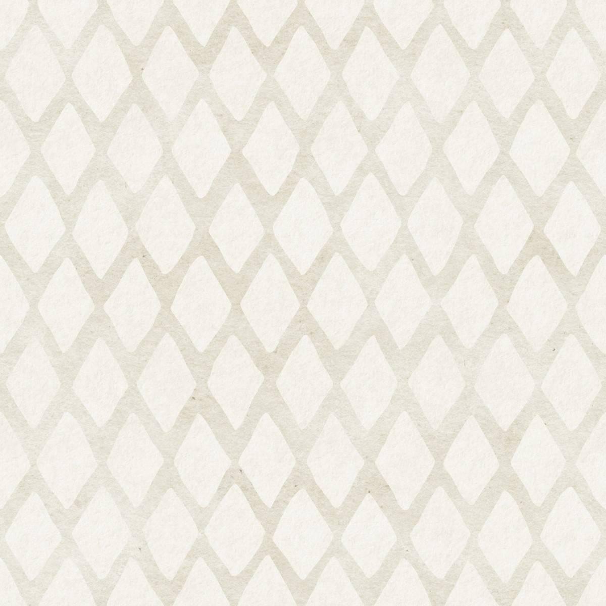 Papel de Parede Losango Bege | Adesivo Vinilico imagem 1