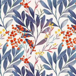Papel de Parede Adesivo Folhas e Flores/Rolo | Redecorei
