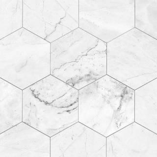 Painel Fotográfico Textura Mármore Losango/ m²