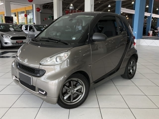 Smart fortwo passion coupe 1.0 62kw