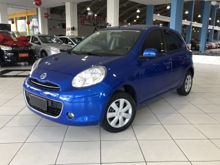 Nissan march s 1.6 16v 5p