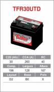 Bateria de ignição Tudor TFR30UTD