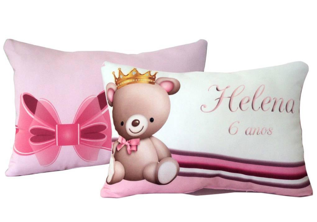 Almofada 20x30cm e Mascara de dormir Personalizadas - todos  - kmix estamparia