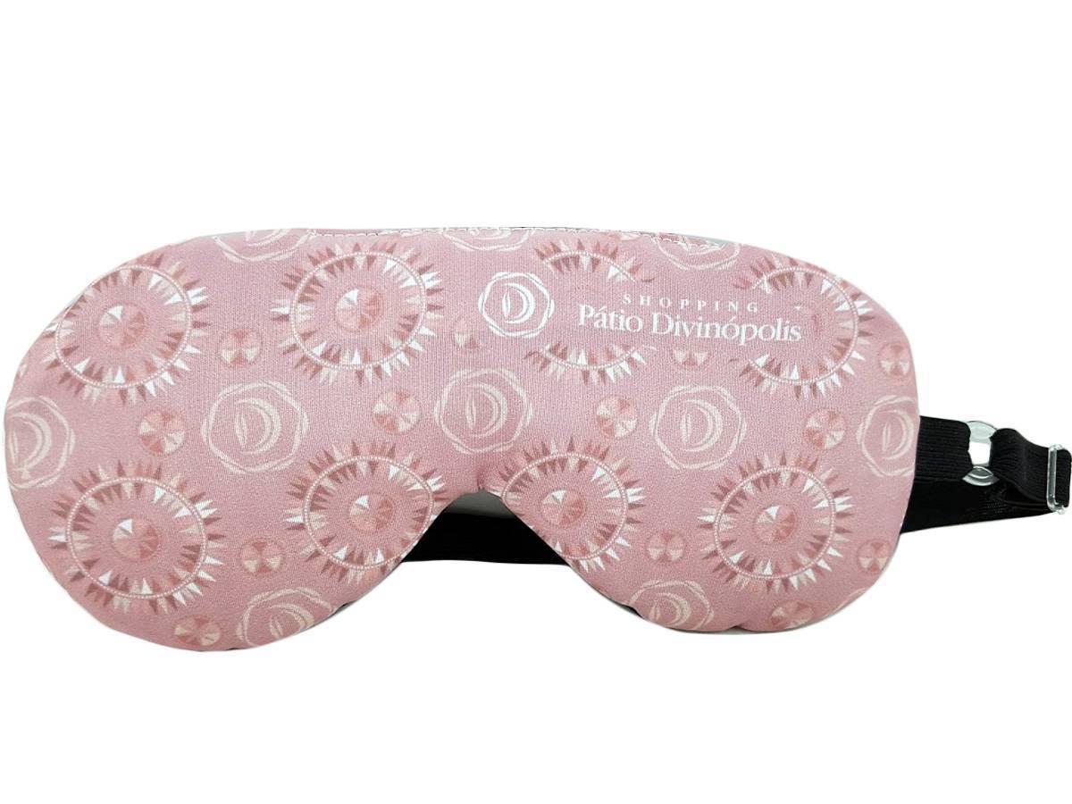 Mascaras de Dormir Personalizadas- com regulagem elastico -t - kmix estamparia