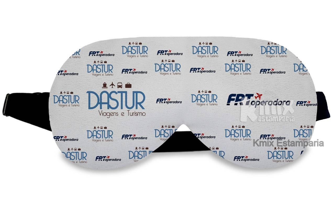Mascaras de Dormir Personalizadas sem regulagem no elástico- - kmix estamparia